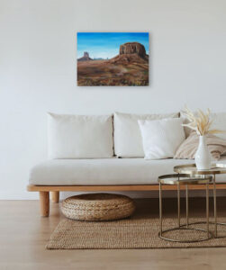 monument valley Navajo nation painting