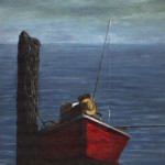 The Fisherman oil painting