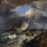 J.M.W. Turner's The Jetty of Calais